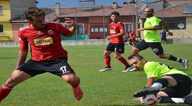 Darıca, Silin'li Kozan'ı üzdü: 2-0