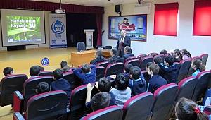 Gebze'de su ve çevre bilinci semineri verildi