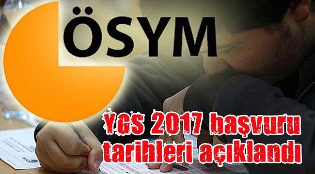 YGS sınav maratonu başlıyor