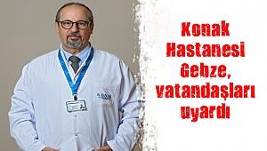 Konak Hastanesi Gebze, obezite hastalığı konusunda vatandaşları uyardı