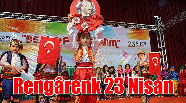 Rengârenk 23 Nisan