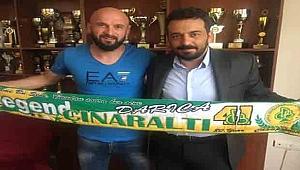 Emrullah'ın transferi resmiyete döküldü