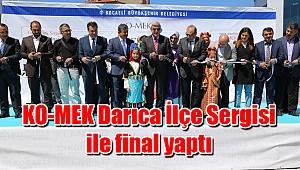 KO-MEK Darıca İlçe Sergisi ile final yaptı