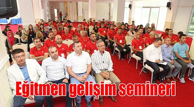 Eğitmen gelişim semineri