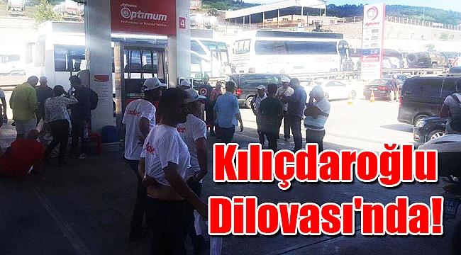 Kılıçdaroğlu Dilovası'nda!