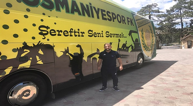 Yeni adresi Osmaniyespor