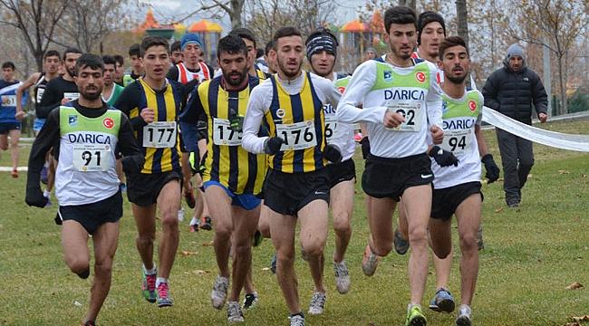 Darıcalı atletler hızlı başladı