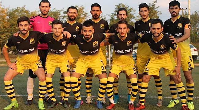 Fatihspor'dan gol yağmuru: 0-11