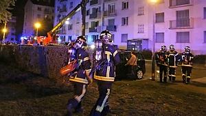 Fransa'da yangın: 3'ü Türk, 5 kişi hayatını kaybetti!