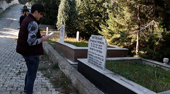 ''Mezarlık Bilgi Sistemi'' devreye giriyor