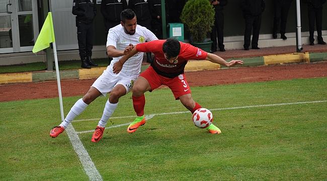 Unvan Diyarbakır'da kaldı: 1-0