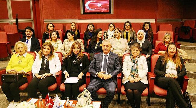 Tunus'lu kadınlar GTO'da ağırlandı