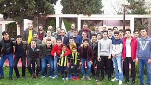 Darıca Kale Bayramoğluspor'da mutlu sabahlar