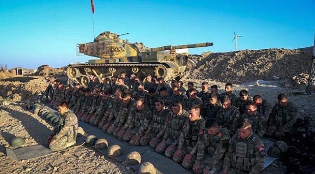 Türk komandoları Afrin'e girdi!