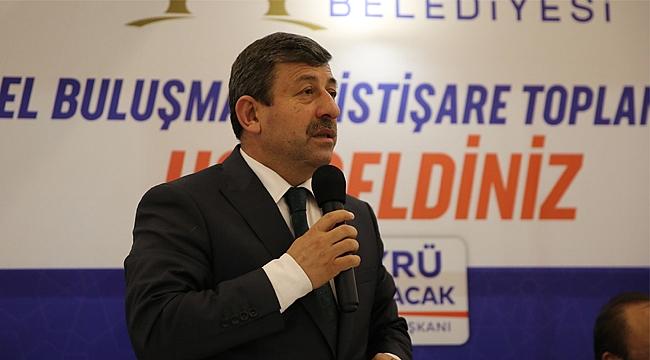 Darıca'da istişare toplantıları devam ediyor