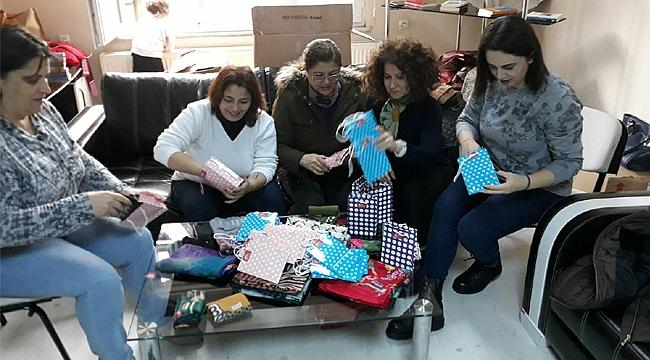 CHP Gebze'den Kadınlar Günü hazılrığı