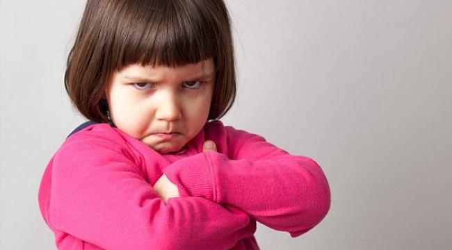 Çocuğunuza saldırganlık modeli olmayın