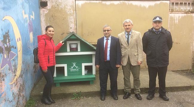 Darıca'da sokak hayvanları için ortak çalışma