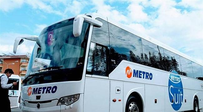 Metro Turizm'de tutuklama