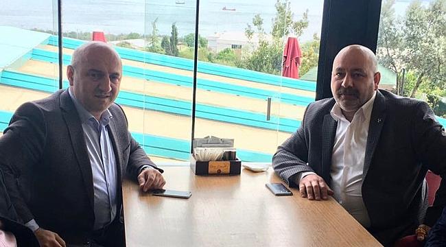 Bıyık, MHP'li Aygün ile seçimi konuştu