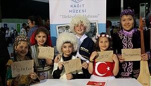 Büyükşehir dünya çocuklarını barışta buluşturdu