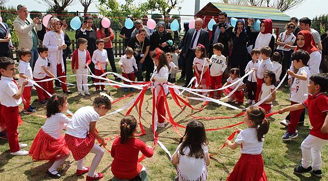 Farabi'de 23 Nisan kutlaması