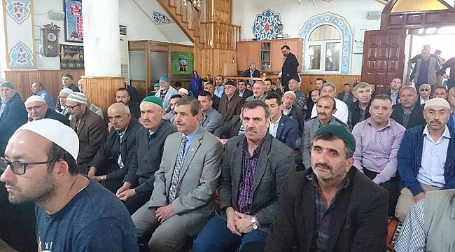 MHP Gebze'den Alparslan Türkeş'in anısına mevlit