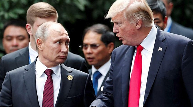 Trump'tan Putin'e davet