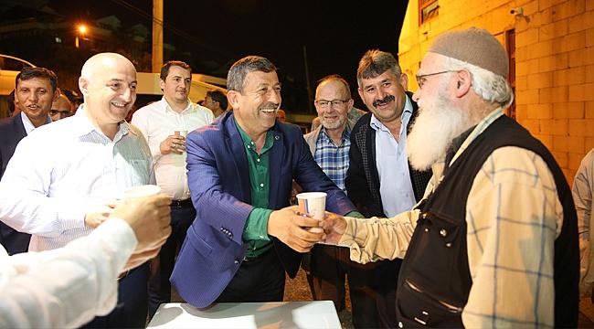Darıca'da Ramazan servinci