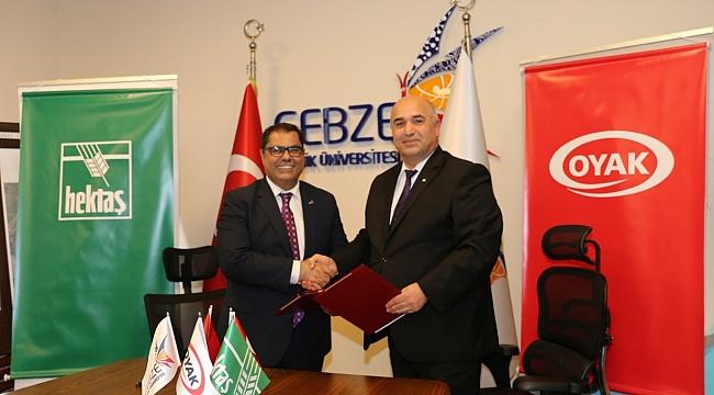 Gebze'de 'Milli Tarım' için dev adım