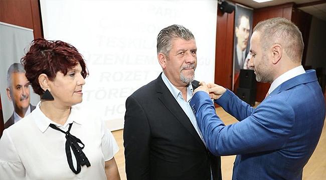 AK Parti Çayırova 2 bin  üye yaptı