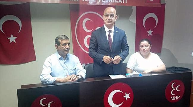 MHP yerel seçim startını verdi