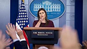 Beyaz Saray'dan Brunson açıklaması