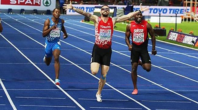 Guliyev Avrupa Şampiyonu