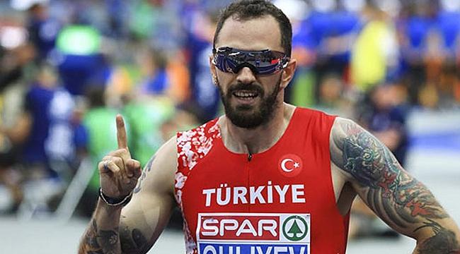 Ramil Guliyev  finalde