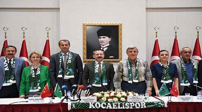 Sayın Valim; Gebzespor ve Darıca G.B.'ye de hesap açtır!..
