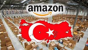 Amazon Türkiye'den ilk mesaj