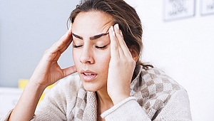 Baş ağrısı nedeni çene eklemi rahatsızlığı olabilir