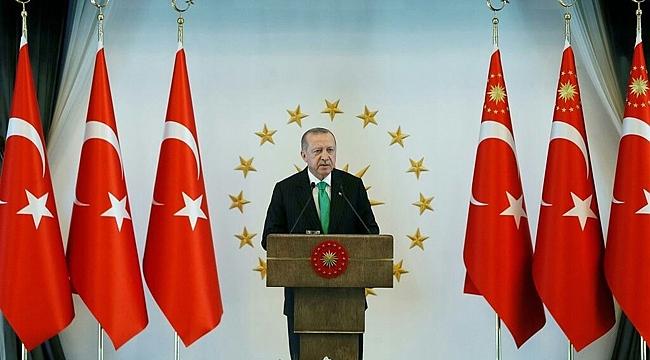 Başkan Karaosmanoğlu, Erdoğan'a konuk oldu