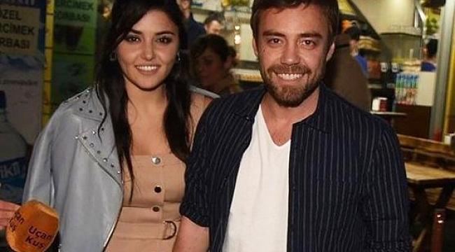 Hande Erçel, Murat Dalkılıç'ın evini terk etti