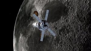 NASA Ay'ın yörüngesine istasyon kuracak
