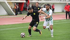 Darıca, Kırklareli'nde hayata döndü: 0-1