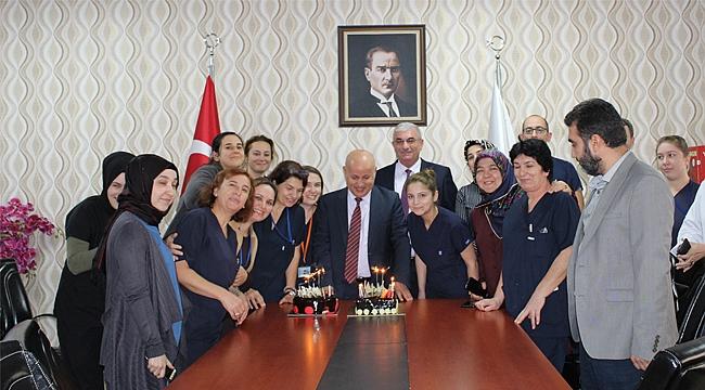 Farabi'de anestezi günü kutlandı