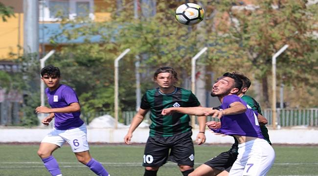 Gençler, Kömürspor'dan  7 puan topladı