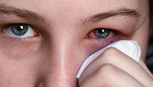 Göz enfeksiyonu salgınına dikkat