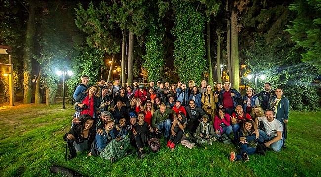 İstanbullu fotoğrafçılar Kocaeli'nde buluştu