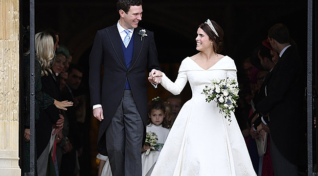 Kraliyet düğününde skandal!