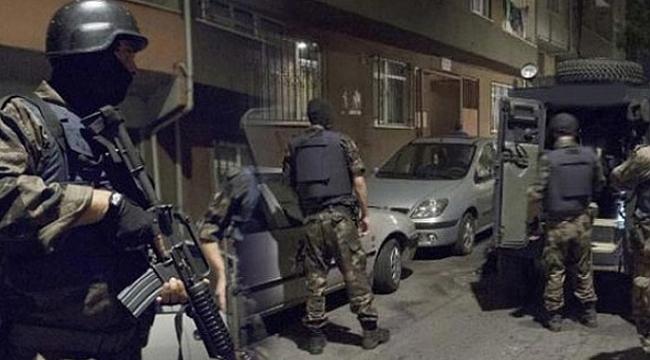 PKK/KCK operasyonlarında 158 gözaltı