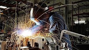 Sanayi üretimi geçtiğimiz yıla oranla arttı