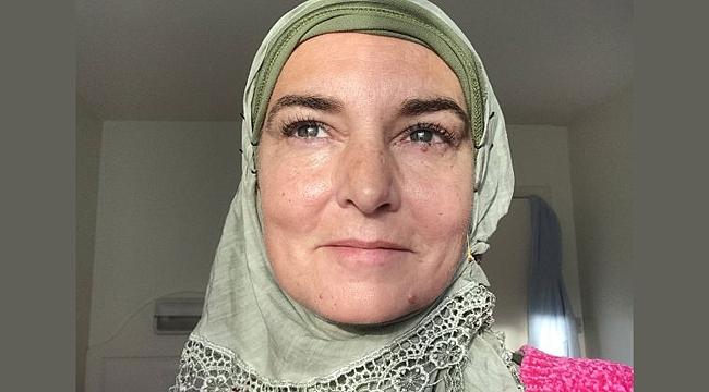 Sinead O'Connor Müslümanlığı tercih etti